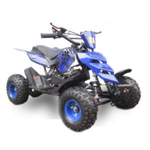 MINI QUAD PRO RACING 50cc azul