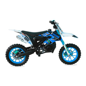 Minimoto R ProRacing 50cc azul