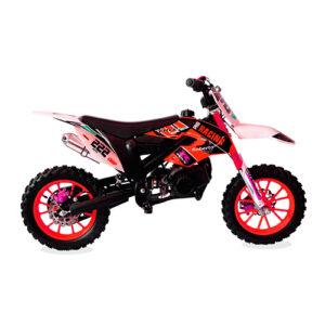 Minimoto R ProRacing 50cc rojo