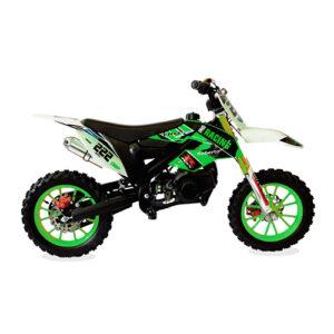 Minimoto R ProRacing 50cc verde