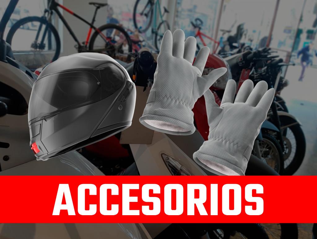 Accesorios - Motostore