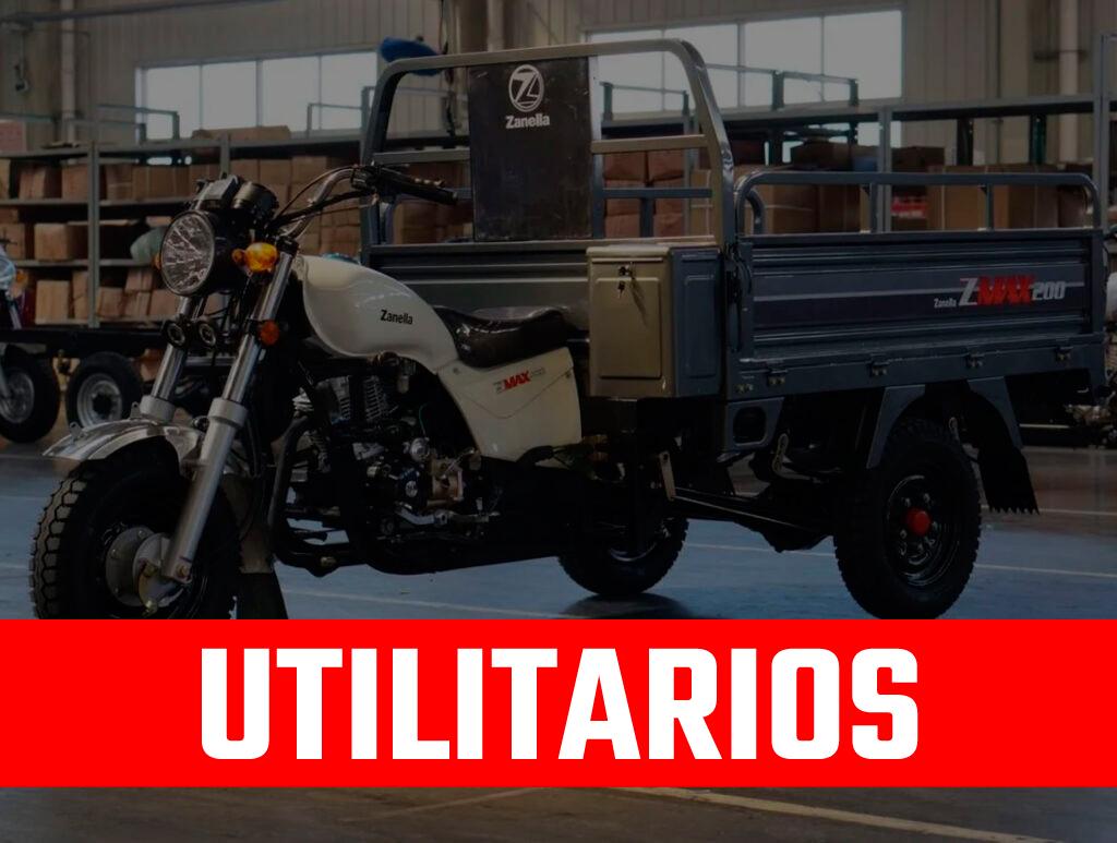 Utilitarios - Motostore